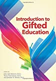 img - for Introduction to Gifted Education book / textbook / text book