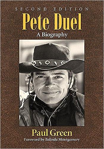 Pete Duel Sally Field