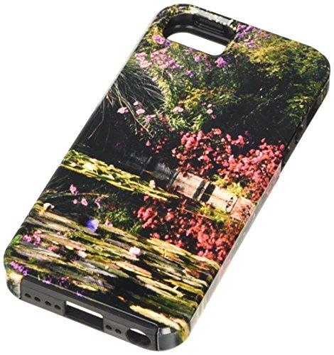 Case-Mate Vibe Arts National Geographic Coque pour Apple iPhone 5 Motif Jardins Monets eau
