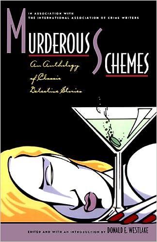 Amazon Murderous Schemes An Anthology Of Classic Detective Stories 9780195104875 Donald E Westlake J Madison Davis Books