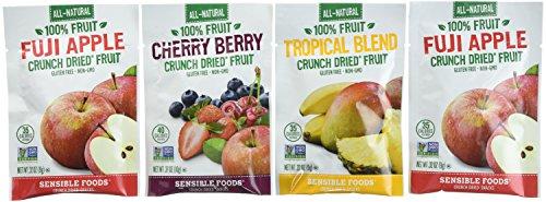 Sensible Foods Crunch Dried Fruit, 20 -