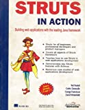 img - for Struts in Action (Covers Version 1.0 & 1.1) book / textbook / text book