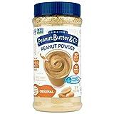 Peanut Butter & Co. Mighty Nut Powdered Peanut Butter, Non-GMO, Gluten Free, Vegan, Original, 6.5 Ounce Jar
