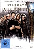Stargate Atlantis - Season 5 [5 DVDs]