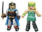 Marvel Minimates Series 69 - Black Knight & Enchantress