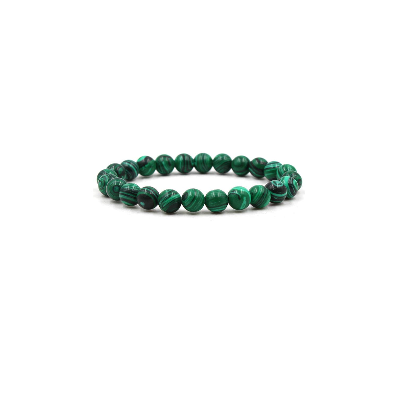 Amazon.com: VBTY Beaded Stretch Bracelet, Stone Beads ...