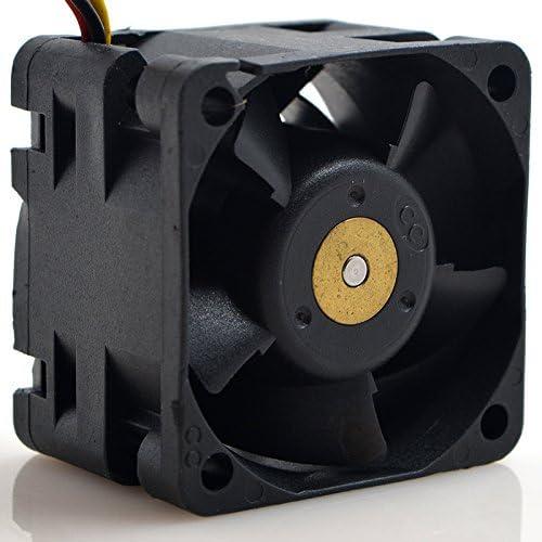 for SUNON PMD1204WQB2-A 12V 7.0W 4028 4CM Switch Server Fan