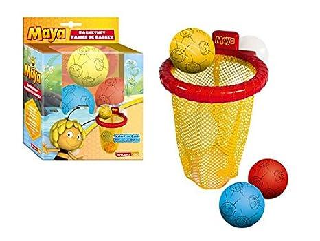 Maya - Canasta de baloncesto para el baño: Amazon.es: Bebé