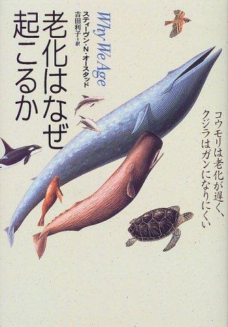 老化はなぜ起こるか―コウモリは老化が遅く、クジラはガンになりにくい