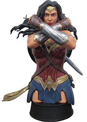 Icon Heroes Movie: Wonder Woman Resin Bust (Horseback Statue Figure)