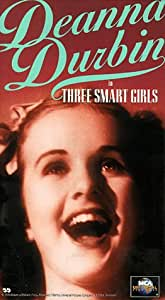 Three Smart Girls [VHS]