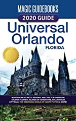 Plan Your Vacation Right!       Magic Guidebooks presents a detailed look at the exciting Universal Orlando Resort! Explore the Wizarding World of Harry Potter, ride along Hagrid and discover exciting magical creatures, venture into th...
