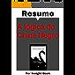 A lógica do Cisne Negro - Resumo Completo: Aprenda todos os principais conceitos