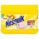 Nesquik Strawberry Milkshake Mix 300g
