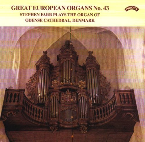 Great European Organs No.43 (Odense) By Jean Langlais (Composer),,Stephen Farr (Organ) (2000-01-17)