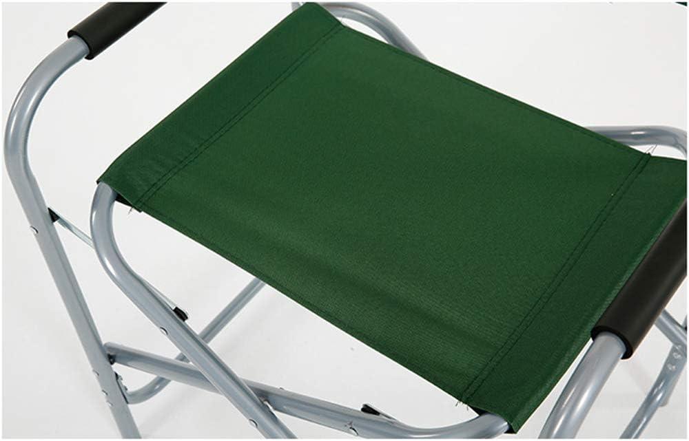 OMGMAN Directeur Chaise Pliante Chaises de Plage Fauteuil