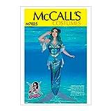 McCall's Patterns McCall's Women's Mermaid Costume