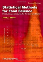 Statistical Methods for Food Science, 2nd Edition Front Cover