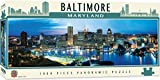 MasterPieces American Vistas Panoramic Baltimore Puzzle (1000 Piece)