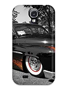 MeaganSCleveland Fashion Protective Car Case Cover For Galaxy S4