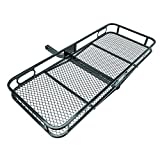 "Pro Series 63153 Rambler Hitch Cargo Carrier for 2"" Receivers"
