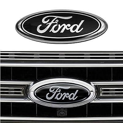 For Ford Emblem Front Grille Emblems 9