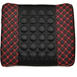 Generic Car Electric Waist Massage Cushion ,Electronic Car Seat Cushion Massager for Lower Back, Lumbar and Hip Massage and Waist Support