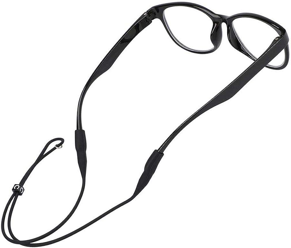 Xiang Ru Adjustable Sunglasses Strap Sports Silicone Eyewear Retainers Anti-slip Eyeglass Cord Holder for Kids