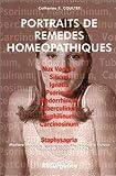 Portraits de remèdes homéopathiques, tome 2