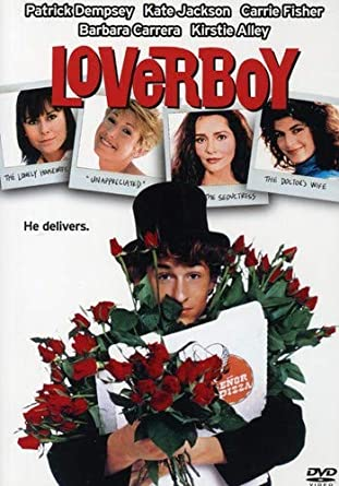 Amazoncom Loverboy Patrick Dempsey Kate Jackson Carrie Fisher