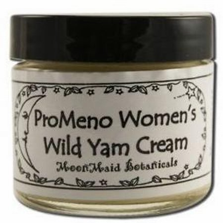 MoonMaid Botanical Pro-Meno Wild Yam Cream 2 oz