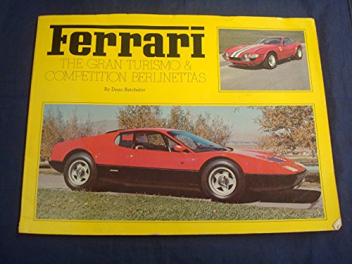 Price comparison product image Ferrari - The Gran Turismo and Competition Berlinettas (Classic sports car series)