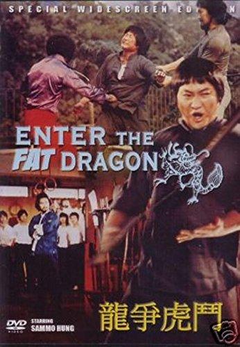 Enter the Fat Dragon DVD Hong Kong Kung Fu Action