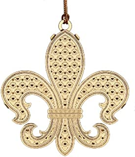 product image for ChemArt Fleur De LYS Ornament