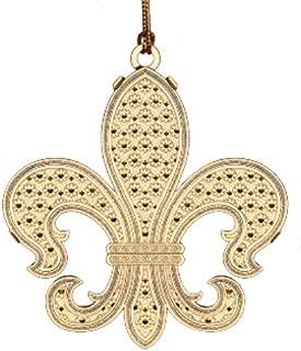 product image for ChemArt Fleur De LYS Ornament