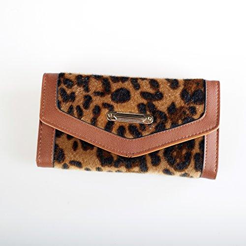 portafoglio di leopardo