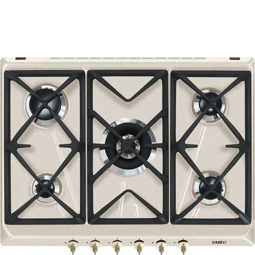 SMEG; placa de cocción a gas (SRV876AVOGH2)