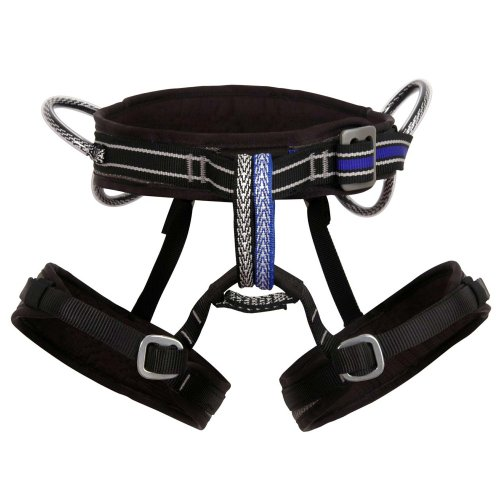 Metolius Safe Tech Deluxe Improved Climbing Harness – Men s