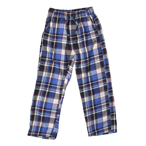 Boys And Willy Wes Pants (Wes and Willy Blue Moon Plaid Pant)
