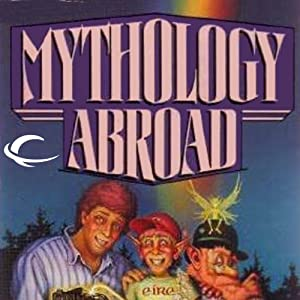 Mythology Abroad Audiobook