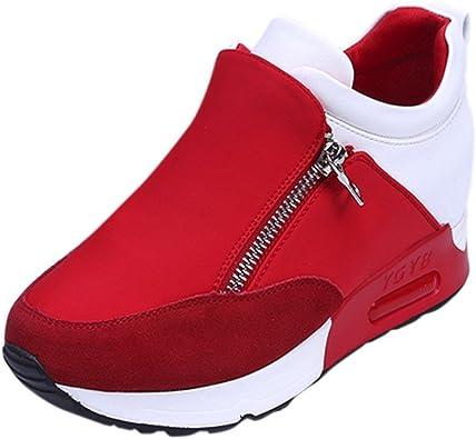 Red Ta Women Fashion Sports Running