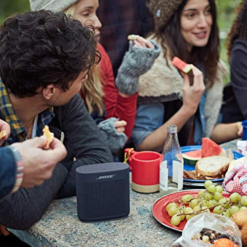 Bose SoundLink Color Bluetooth Speaker II - Limited Edition, Midnight Blue (Amazon Exclusive) 5