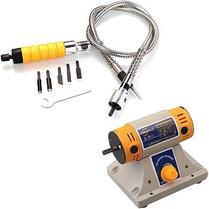 outils de travail du bois de machine à sculpter électrique avec jeu de