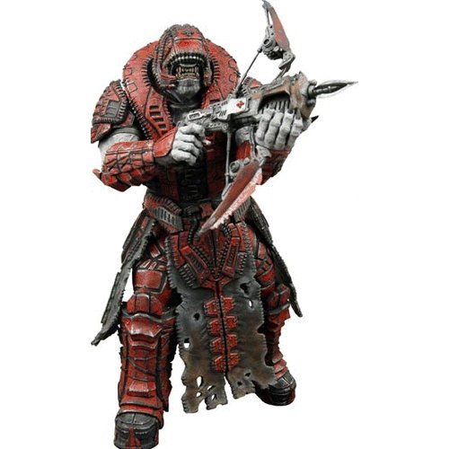 NECA Gears of War Theron Guard (Helmet) Series 2 Action Figure