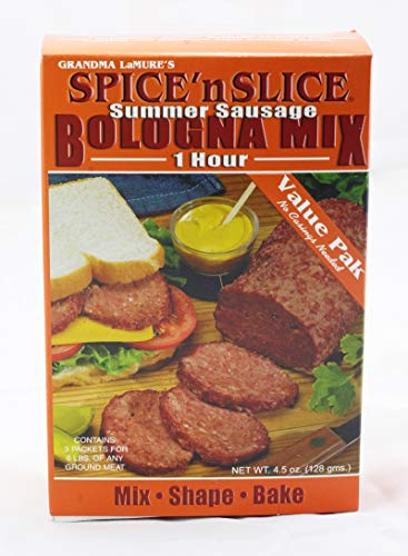 Grandma LaMure's Spice' N Slice (Bologna, Value Pak)