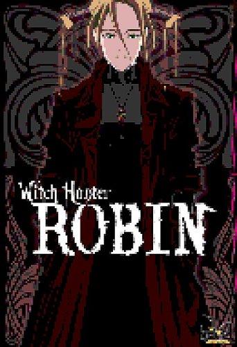 Witch Hunter Robin - Box 1/2 [Import anglais]