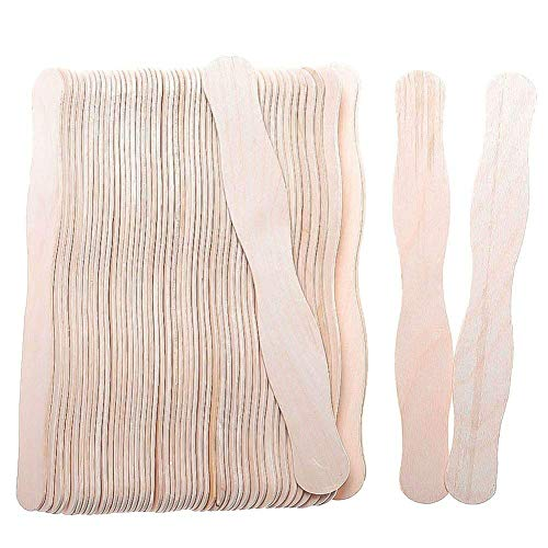 Feihoudei Natural Popsicles Handles Depressors product image