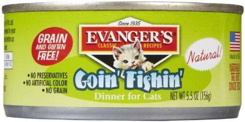 Evangers Classic Cat Food - Seafood - 24x5.5 oz