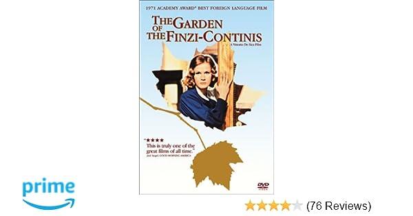 5665ceca Amazon.com: The Garden of The Finzi Continis (1970): Dominique Sanda, Fabio  Testi, Romolo Valli, Vittorio De Sica, Artur Brauner, Gianni Hecht Lucari,  ...