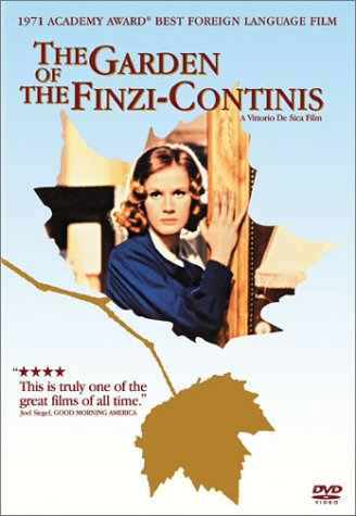 The Garden of the Finzi-Continis [Reino Unido] [DVD]: Amazon.es ...